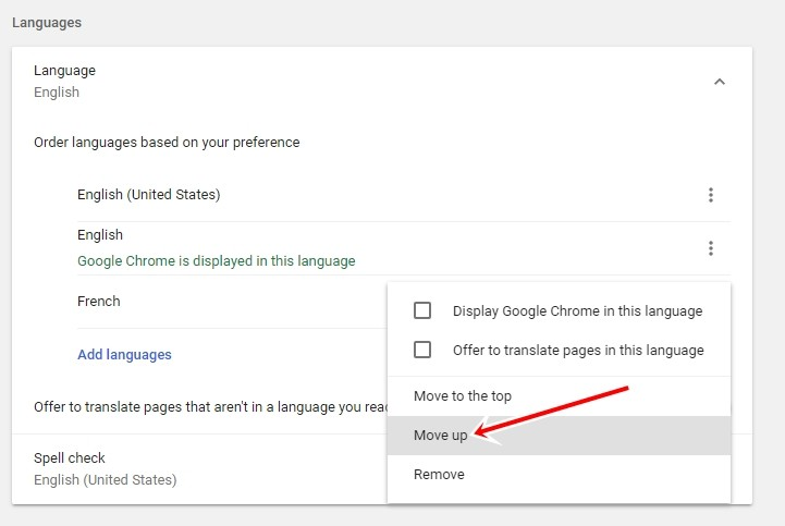 How to Change Language in Google Chrome • Techy Voice